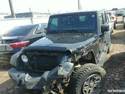 używany Jeep Wrangler RUBICON 3.6 335KM +48 782236023