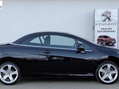 używany Peugeot 308 CC CC HDi Active 1.9 Dealer Gwarancja F-ra Vat 23% Pełne Wyposażenie automatyczna klima.
