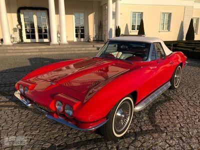 używany Chevrolet Corvette Stingray Corvette II (C2) Corvette C2Cabriolet !! Zabytkowy