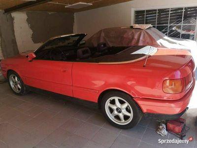 używany Audi 80 cabrio 2.3 benzyna