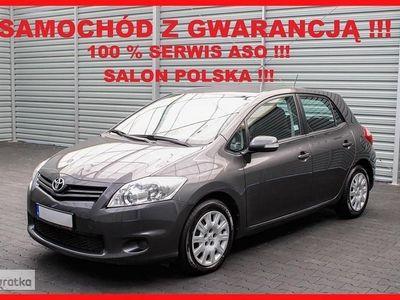 używany Toyota Auris I Salon PL + 100% Serwis + 1,6i + Klima + GWARANCJA !!!