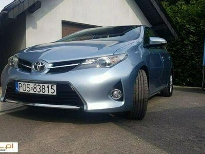 używany Toyota Auris 2dm 124KM 2014r. 154 000km