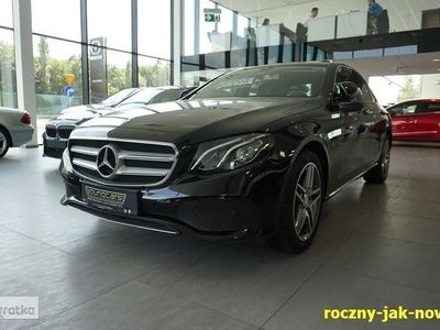 używany Mercedes 220 Klasa E W2132x Avantgarde, Szyberdach, Koła AMG