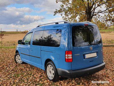 używany VW Caddy 2011r Maxi Life Long Salon Polska