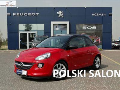 używany Opel Adam 1.2dm3 70KM 2013r. 28 483km Polski salon