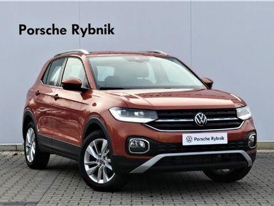 używany VW T-Cross - Style