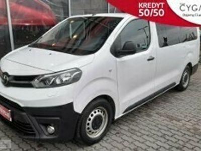 używany Toyota Verso ProAce2.0 D4-D Long Combi 9 osób FVAT 23% Salon Polska