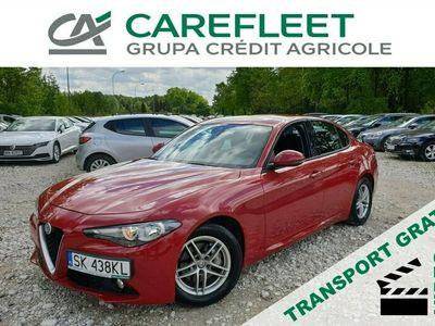 używany Alfa Romeo Giulia 2.1dm 150KM 2016r. 61 246km