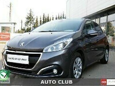 używany Peugeot 208 II 1.2i 82KM Active Serwis ASO Gwarancja FV 23%