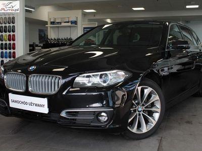 brugt BMW 530 3dm3 258KM 2014r. 140 400km 3.0D 258KM xDrive 8AT Od Dealera Serwisowany Bezwypadkowy NAVI FV23%!
