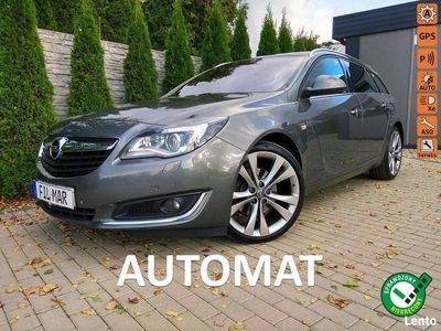 używany Opel Insignia 2.0 170Km Radar Kamera Blis Panorama Bas F1 Navi Xenon Sport A (2008-2017)