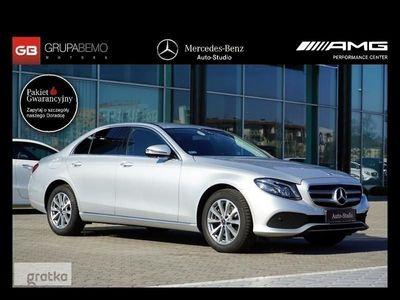 brugt Mercedes 220 Klasa E W213 2204M Avantgarde MultiLED GarminMAP Kam360 PremiumPAK BlindSPO