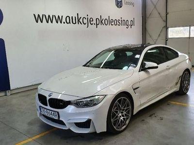 używany BMW M4 Seria 4 Coupe [F32/F82] 13-17, DKG