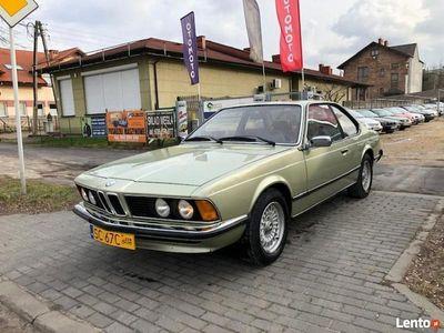 używany BMW 630 CS E24 Karmann