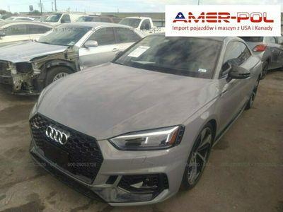 używany Audi RS5 2.9dm 444KM 2019r. 4 539km