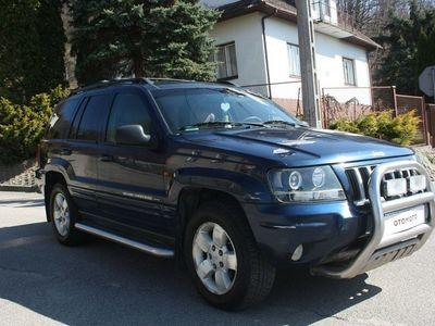 używany Jeep Grand Cherokee 2.7dm 163KM 2003r. 307 000km