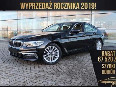 używany BMW 518 SERIA 5 518 d (150KM) | Luxury Line + Asystent parkowania + Podgrzewane f, Chorzów