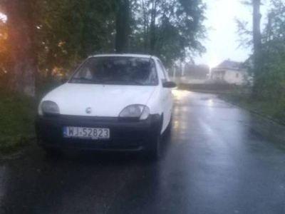 używany Fiat Seicento 1.1 Van Lpg Gaz