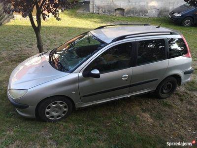 używany Peugeot 206 SW X Line kombi