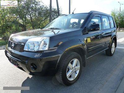 używany Nissan X-Trail *NIEMIECKI*BEZWYPADKOWY*SERWIS 2.2 2006r. ręczna klima.