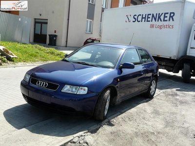 używany Audi A3 1.8dm 150KM 2000r. 197 000km