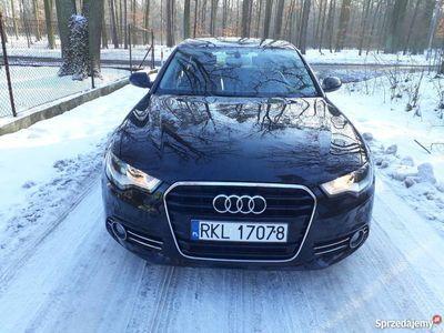 używany Audi A6 C7 2.0 TDI 2012 sedan 223tys km