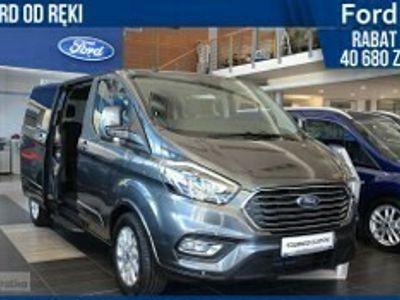 używany Ford Custom T TourneoMCA 185Km Titanium L2 Kamera + Ksenony !! 2020 !!