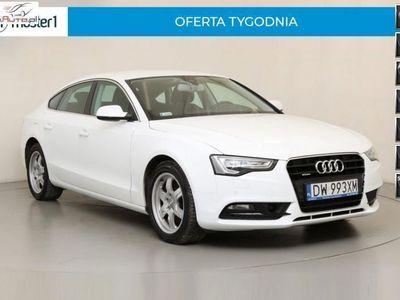 used Audi A5 2dm3 177KM 2014r. 125 743km DW993XM # Quattro # Serwisowany # Okazja #