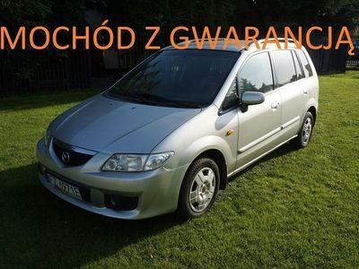 używany Mazda Premacy w bardzo dobrym stanie . Gwarancja I (1999-2005)