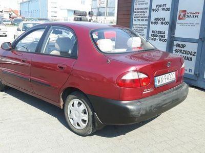 brugt Chevrolet Lanos 1.5dm3 86KM 1999r. 114 000km !!! Ożarów Maz. !!! 15. Benz.,1999 rok prod. !!! KOMIS TYSIAK !!!