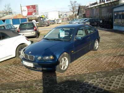 używany BMW 316 1.8dm 116KM 2001r. 273 000km