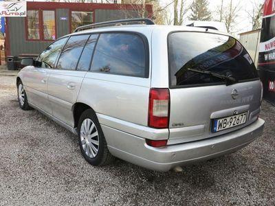 brugt Opel Omega 2.5dm3 150KM 2002r. 354 000km !!! Bemowo !!! 2.5 Diesel DTI, 2002 rok produkcji !!! FULL OPCJA !!!