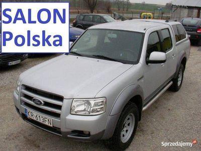 używany Ford Ranger Nawara terenowy 4x4 Pick-Up salon Polska