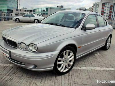 używany Jaguar X-type 2.5dm3 194KM 2001r. 156 000km 2.5 V6 194KM!! Manual*Klima*Alufelgi*Szwajcar!!