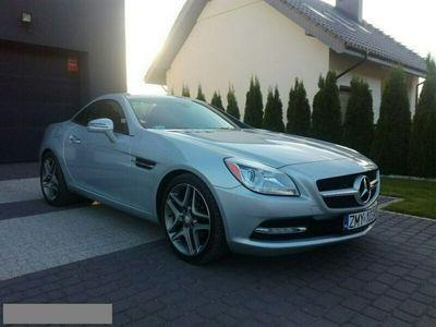 używany Mercedes GLE450 AMG 1.8dm 204KM 2013r. 55 000km