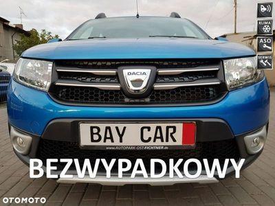 używany Dacia Sandero Stepway 0.9dm 90KM 2014r. 112 177km