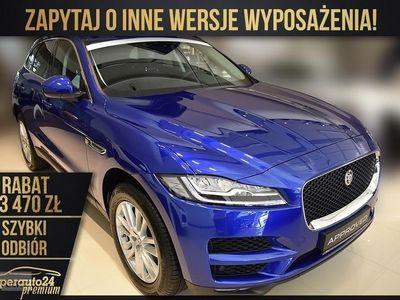 używany Jaguar F-Pace PRESTIGE 2.0 I4P AWD(250KM) PRESTIGE + MERIDIAN Największy wybór aut