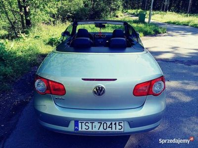 używany VW Eos 2.0 benzyna,4-ro osobowy