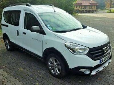 używany Dacia Dokker STEPWAY 1.5DCi 90PS Navi Klima 47tkm