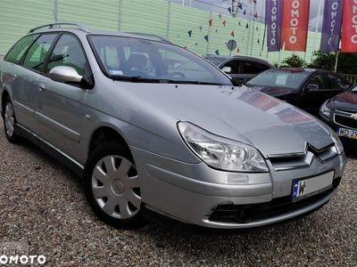 używany Citroën C5 II 1.6 HDI 110KM Salon Pl. 1.właściciel Klimatronic