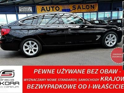 używany BMW 320 SERIA 3 GWARANCJA I-wł Kraj Bezwypadkowy X-drive184KM 8-Bieg FV vat 23%