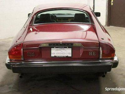 używany Jaguar XJS XJSV12 5.3l Coupe 3-bieg. automat 1984 II (1981-1991)