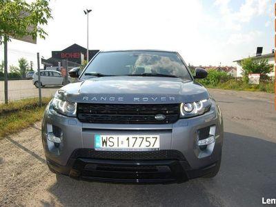 używany Land Rover Range Rover evoque 2.2dm 190KM 2014r. 103 698km