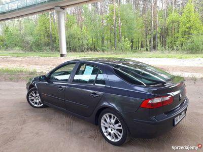 używany Renault Laguna II Expression 1.9 dci, 2002r. Polecam