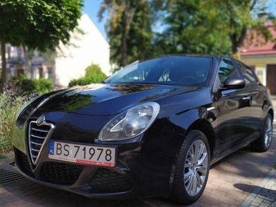 używany Alfa Romeo Giulietta 1,6 jtdm Nero Etna
