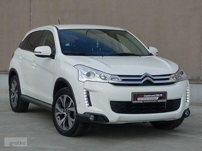 używany Citroën C4 Aircross 1.6 Ben.117KM Exclusive/Przebieg 67tys/Xenon/Skóra/Parktronic/Opłaco