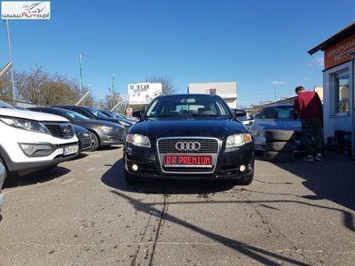 używany Audi A4 2.5dm3 163KM 2005r. 226 396km 2.5 TDI 163 KM, Skóra, Automat, Xenon, Alufelgi, Komputer, Parktronic
