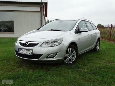 używany Opel Astra 1.4 Turbo 120 KM Klimatronic Alufelgi Tempomat