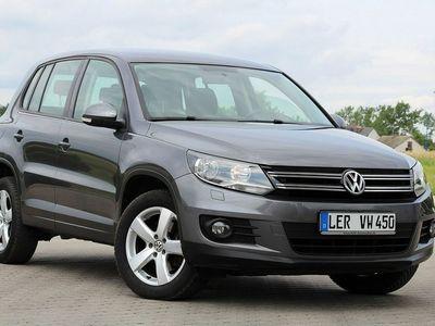 używany VW Tiguan 2dm 110KM 2013r. 248 567km