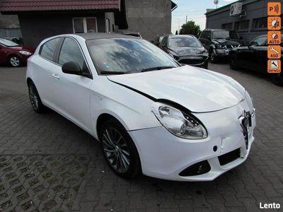 używany Alfa Romeo Giulietta Super Navi Climatronic Książka Serwisowa
